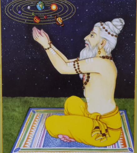 Navagraha - neun Planeten
