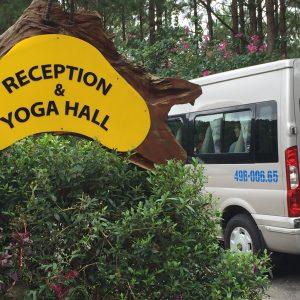 Sivananda Yoga and Health Resort, Dalat, Vietnam